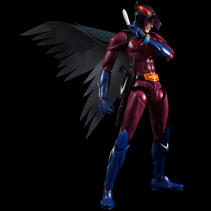 Tatsunoko Heroes Fighting Gear Gatchaman G2 Action Figure Pre order G2号Scale Figure