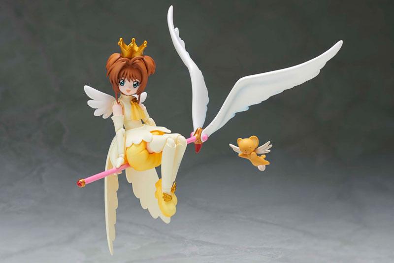 S.H. Figuarts Sakura Kinomoto Tobira wo Hirake Cardcaptor Sakura Pre order S.H.フィギュアーツScale Figure