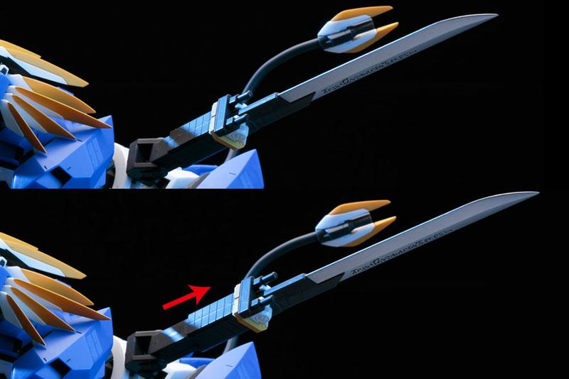 ZA(ZOIDS AGGRESSIVE) ムラサメライガー 1/100 アクションフィギュア