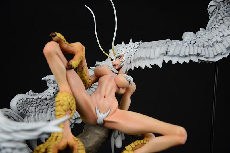 デビルマン シレーヌ-恍惚の妖鳥- 完成品フィギュア