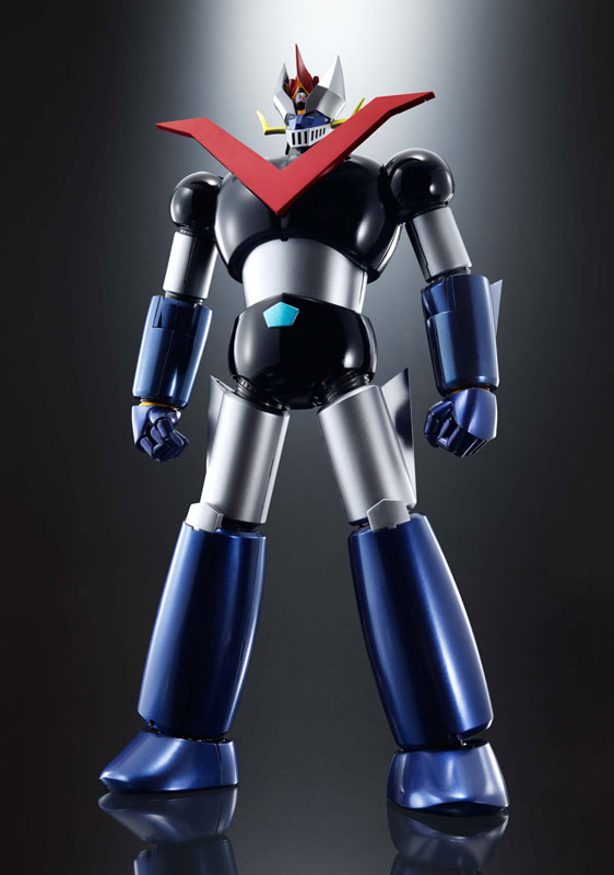 DX超合金魂 グレートマジンガー(初回購入特典:永井豪描き下ろしの「偉大魔人画(グレートマジンガー)」 付)