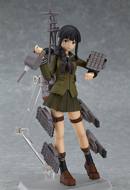 figma Kantai Collection Kan Colle Kitakami Pre order figmaFigma