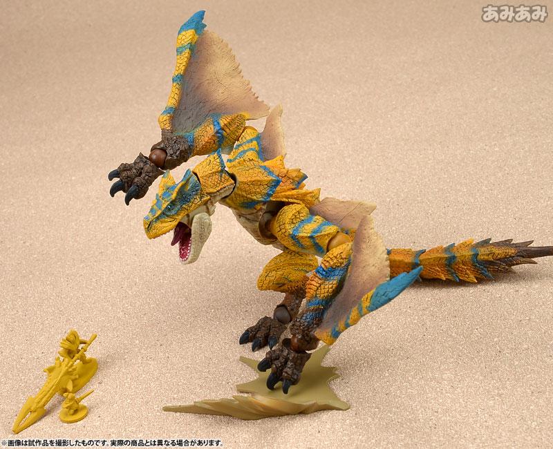 Vulcanlog Monster Hunter MonHunRevo Tigrex Standard Species Pre order VulcanlogScale Figure
