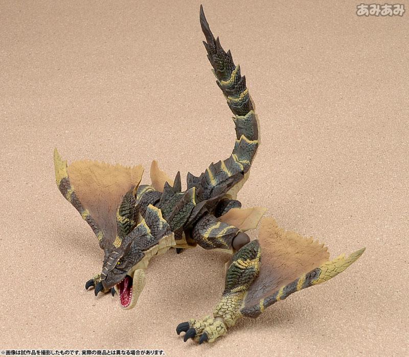Vulcanlog Monster Hunter MonHunRevo Brute Tigrex Pre order VulcanlogScale Figure