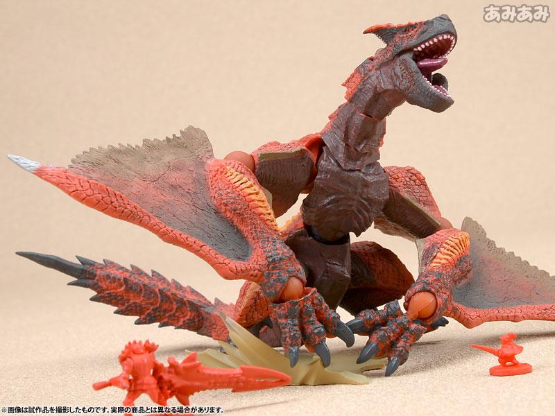Vulcanlog Monster Hunter MonHunRevo Molten Tigrex Rage Ver. Pre order Vulcanlog Ver.Scale Figure