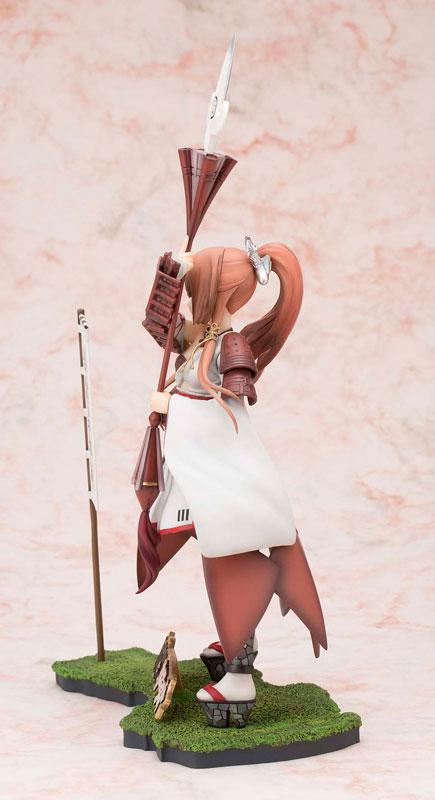 城姫クエスト 会津若松城 1/8 完成品フィギュア[ニュービジョントイズ]
