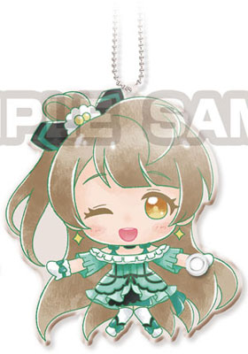 Love Live! - Mu's Te-tsunagi Deformed Keychain 10Pack BOX(Tentative Pre-order)ラブライブ! μ's 手つなぎデフォルメキーホルダー 10個入りBOXAccessory
