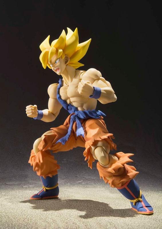 S.H. Figuarts - Super Saiyan Son Goku Chou Senshi Kakusei Ver.