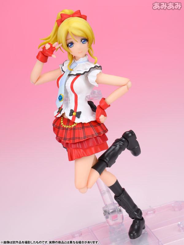 S.H. Figuarts Eli Ayase Bokura ha Ima no Naka de Love Live! Pre order S.H.フィギュアーツScale Figure