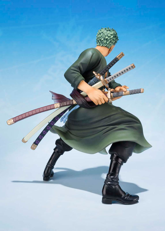 Figuarts ZERO Roronoa Zoro th Anniversary Edition ONE PIECE Pre order ZERO th Anniversary EditionScale Figure