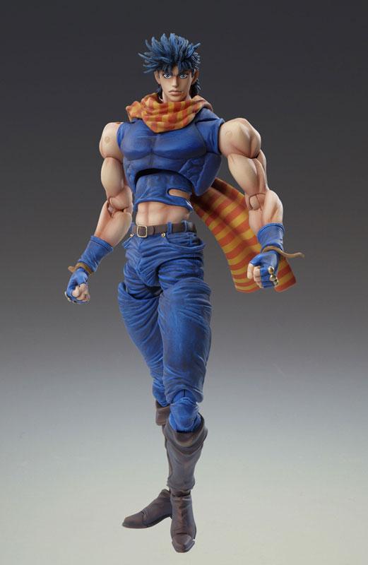 Super Action Statue JoJo's Bizarre Adventure Part.II Joseph Joestar Hirohiko Araki Specified Color Pre orderScale Figure