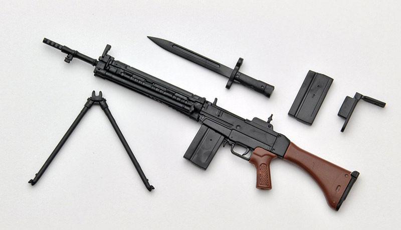 リトルアーモリー LA014 1/12 64式小銃タイプ プラモデル