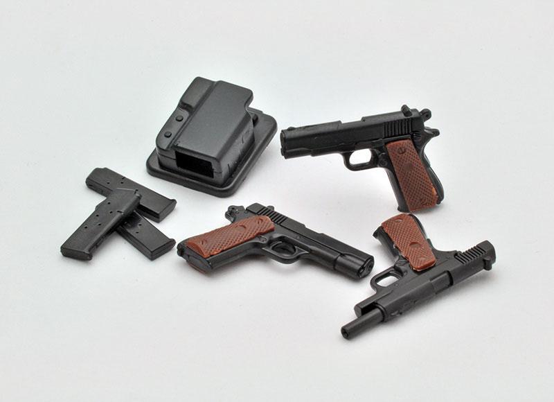 リトルアーモリー LA015 1/12 M1911A1&コマンダータイプ プラモデル