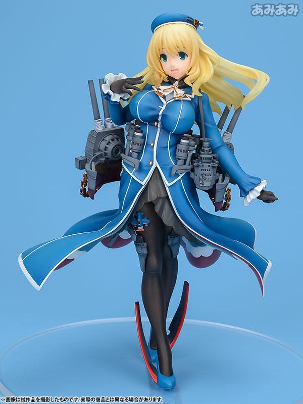 艦隊これくしょん -艦これ- 愛宕 1/8 完成品フィギュア
