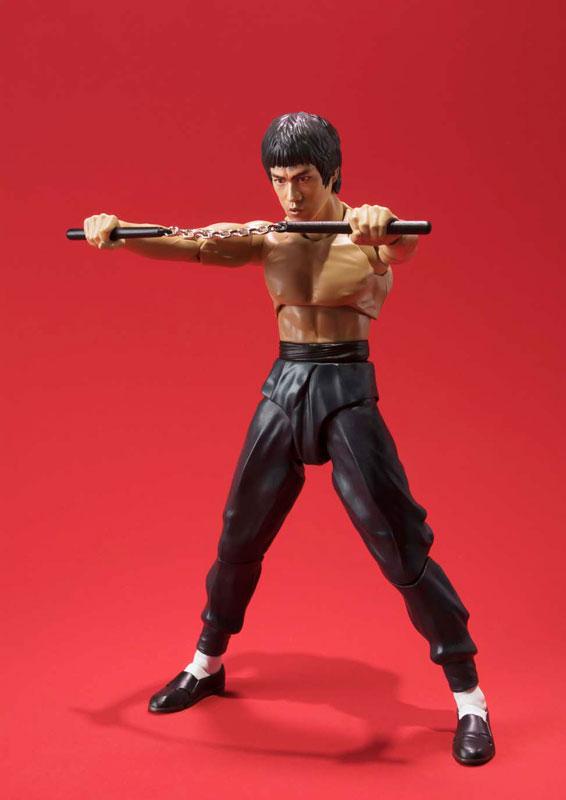 S.H. Figuarts - Bruce Lee(Pre-order)S.H.フィギュアーツ ブルース・リーScale Figure
