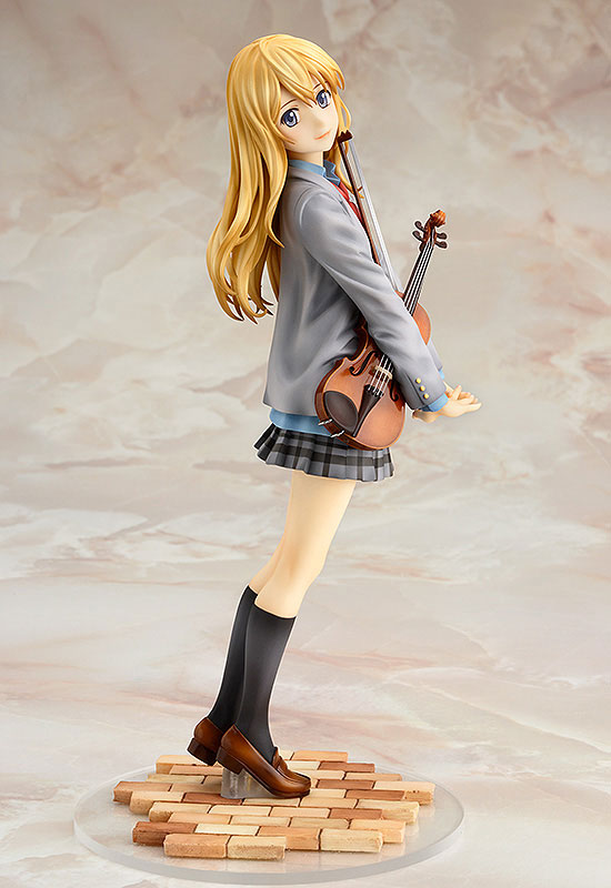 Your Lie in April - Kaori Miyazono 1/8 Complete Figure(Pre-order)四月は君の嘘 宮園かをり 1/8 完成品フィギュアScale Figure