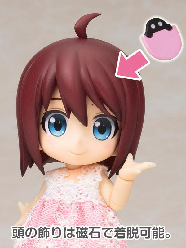 Cu-poche Friends - Anne Posable Figure(Pre-order)キューポッシュフレンズ アン-Anne- 可動フィギュアNendoroid