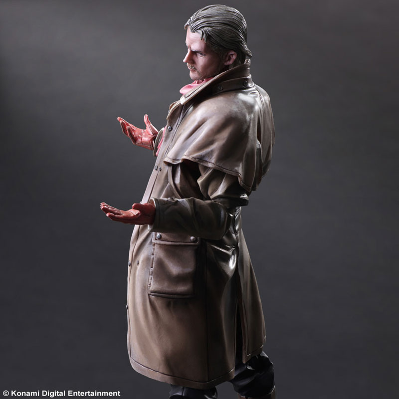 Play Arts Kai - Metal Gear Solid V: The Phantom Pain: Ocelot(Pre-order)プレイアーツ改 メタルギアソリッドV ザ・ファントム・ペイン オセロットScale Figure
