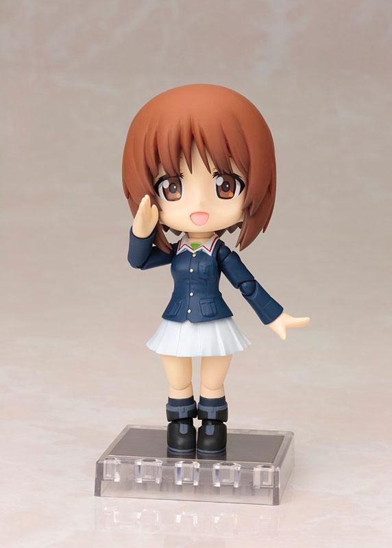 Cu-poche - Girls und Panzer: Miho Nishizumi Posable Figure(Pre-order)キューポッシュ ガールズ&パンツァー 西住みほ 可動フィギュアNendoroid