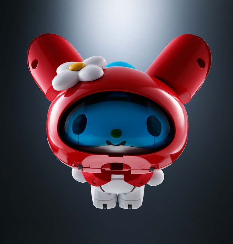 Chogokin - My Melody (Red)