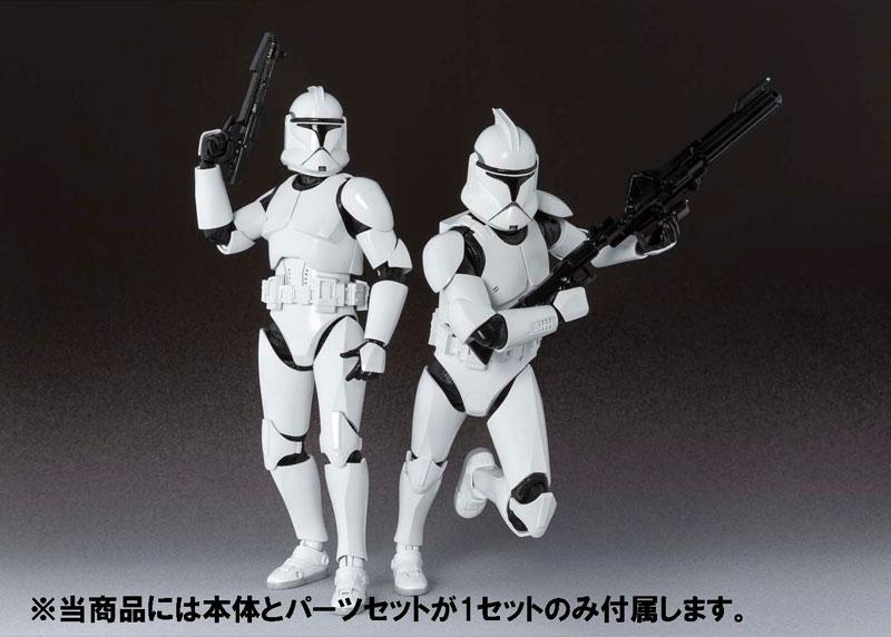 S.H. Figuarts - Clone Trooper Phase1
