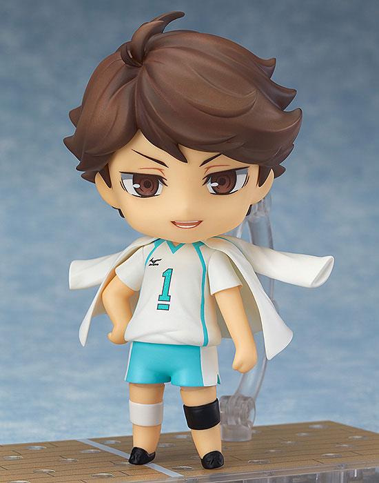 Nendoroid - Haikyuu!! Second Season: Toru Oikawa(Pre-order)ねんどろいど ハイキュー!!セカンドシーズン 及川徹Nendoroid