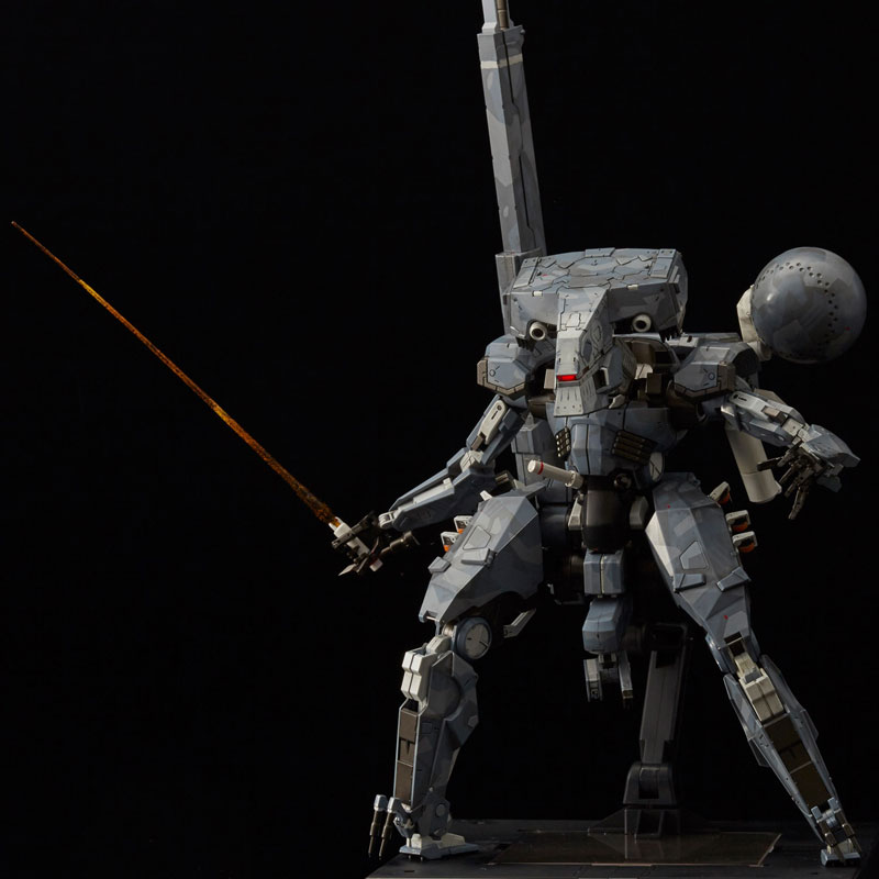 RIOBOT - Metal Gear Solid V: The Phantom Pain: Metal Gear Sahelanthropus(Pre-order)RIOBOT METALGEARSOLID V:THE PHANTOM PAIN メタルギア サヘラントロプスScale Figure