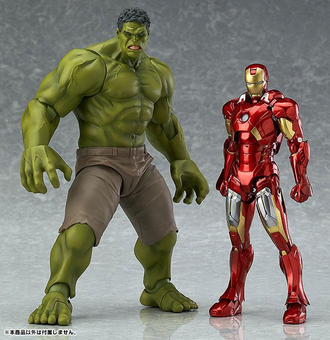 figma - Avengers: Hulk(Pre-order)figma アベンジャーズ ハルクFigma