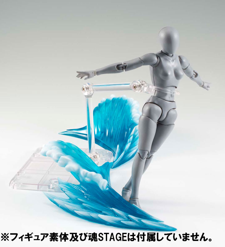 Tamashii EFFECT WAVE Blue Ver. Pre order EFFECT WAVE Blue Ver.Accessory