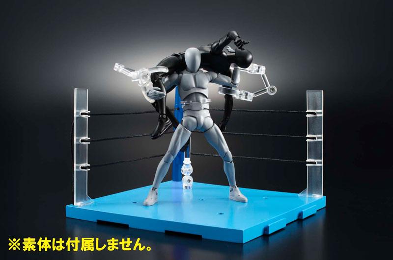 Tamashii Stage ACT. Ring Corner (Blue Corner)(Pre-order)魂STAGE ACT.リングコーナー(青コーナー)Accessory