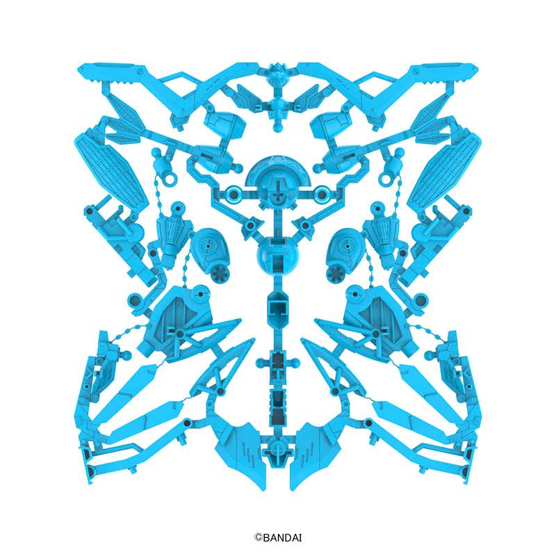 超次元変形フレームロボ マーキュリーフレーム プラモデル