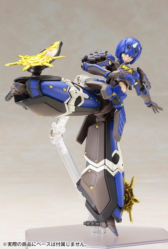 Phantasy Star Online 2 - Aoonihime Shiki 1/12 Plastic Model(Pre-order)ファンタシースターオンライン2 藍鬼姫シキ 1/12 プラモデルAccessory