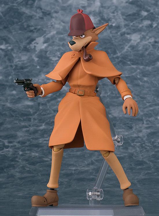 figma - Sherlock Hound: Sherlock Holmes(Pre-order)figma 名探偵ホームズ シャーロック・ホームズFigma