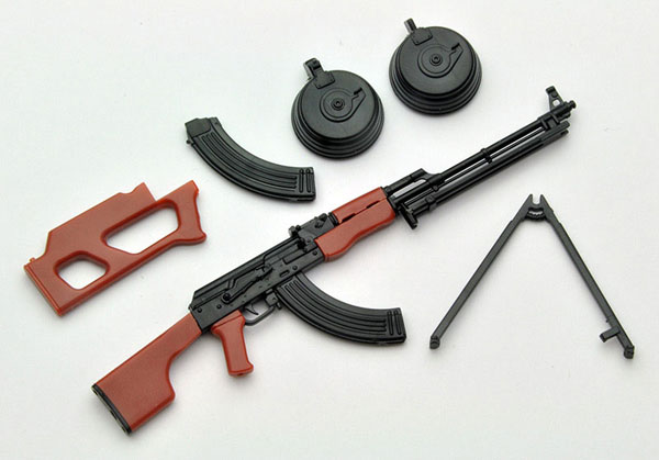 Little Armory LA016 1/12 RPK Type Plastic Model(Pre-order)リトルアーモリー LA016 1/12 RPKタイプ プラモデルScale Figure