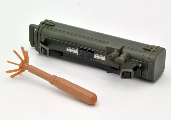 リトルアーモリー LA017 1/12 M202A1 FLASHタイプ プラモデル