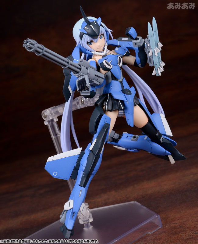 Frame Arms Girl - Stylet Plastic Model(Pre-order)フレームアームズ・ガール スティレット プラモデルScale Figure