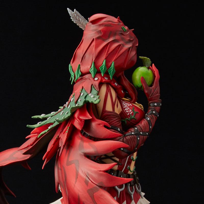 Hdge technical statue No.11 ソウル・サクリファイスデルタ レッドフード 完成品フィギュア