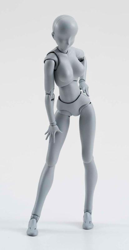 S.H. Figuarts - Body-chan DX SET (Gray Color Ver.)(Pre-order)S.H.フィギュアーツ ボディちゃん DX SET(Gray Color Ver.)Scale Figure