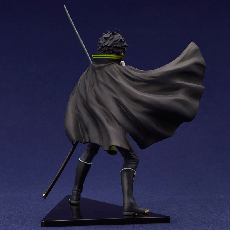 mensHdge technical statue No.21 Seraph of the End - Yuichiro Hyakuya Complete Figure(Pre-order)mensHdge technical statue No.21 終わりのセラフ 百夜優一郎 完成品フィギュアScale Figure