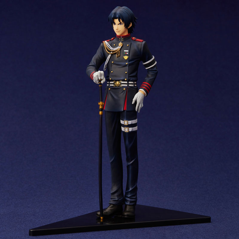 mensHdge technical statue No.23 Seraph of the End - Guren Ichinose Complete Figure(Pre-order)mensHdge technical statue No.23 終わりのセラフ 一瀬グレン 完成品フィギュアScale Figure