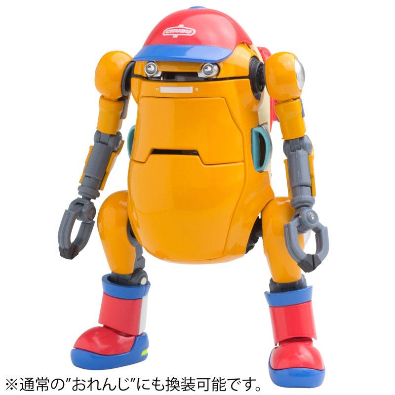 [AmiAmi Exclusive Item] 35 Mechatro WeGo Deluxe Orange(Pre-order)【あみあみ限定販売】35メカトロウィーゴ でらっくす・おれんじScale Figure