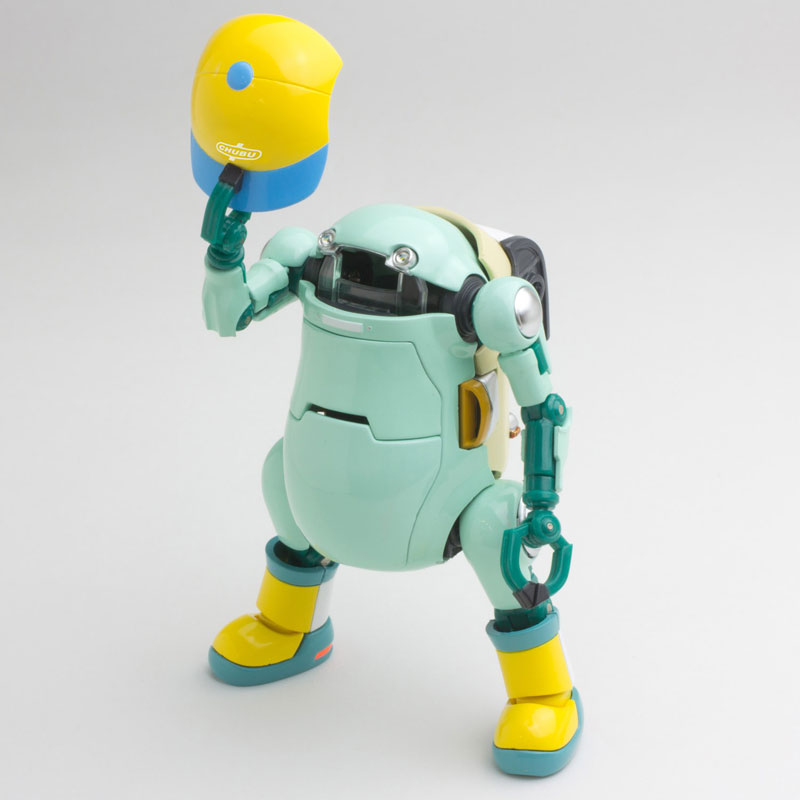 35 Mechatro WeGo Deluxe Light Blue(Pre-order)35メカトロウィーゴ でらっくす・みずいろScale Figure