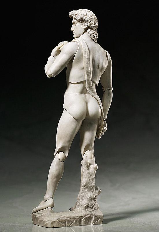 figma - The Table Museum: Davide di Michelangelo(Pre-order)figma テーブル美術館 ダビデ像Figma