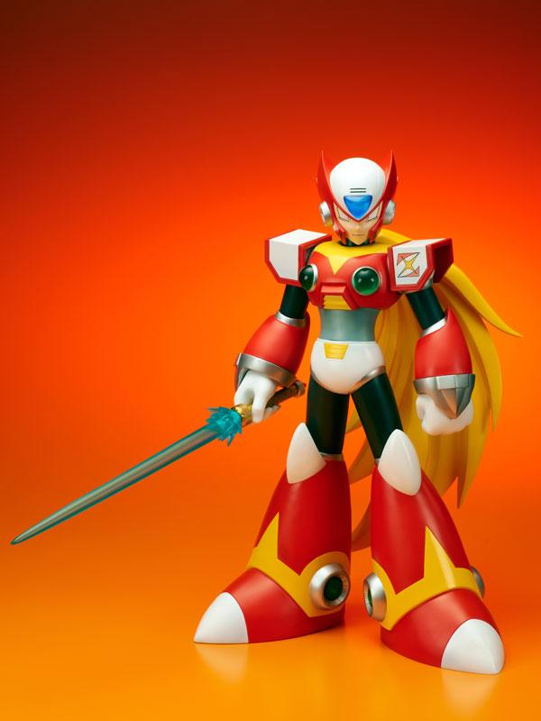 ギガンティックシリーズ 『ロックマンX』 ゼロ 完成品フィギュア