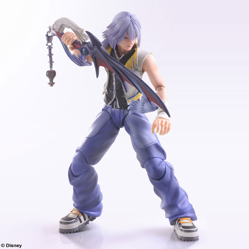 Play Arts Kai - Kingdom Hearts 2: Riku(Pre-order)プレイアーツ改 キングダムハーツ2 リクScale Figure
