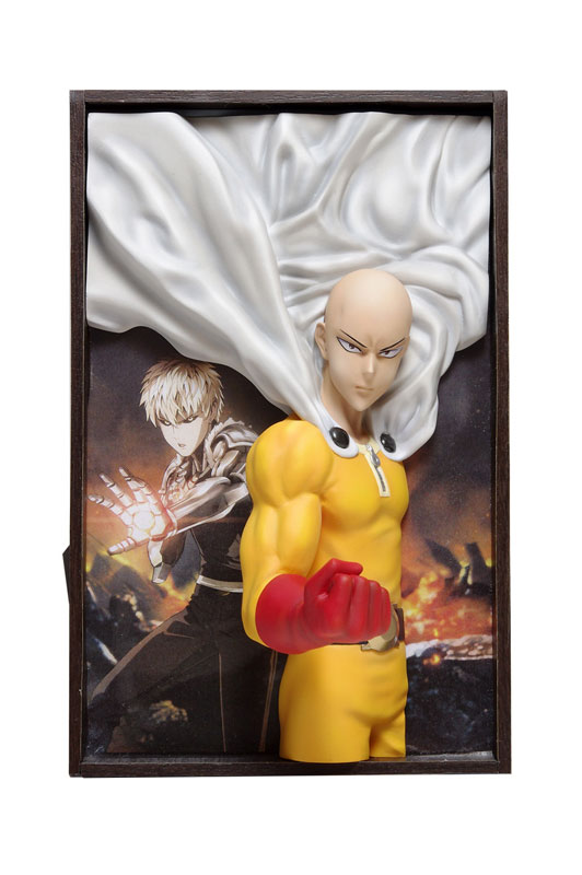 2.5 Jigen Picture - One-Punch Man (Saitama)(Pre-order)2.5次元ピクチャー ワンパンマン(サイタマ)Scale Figure