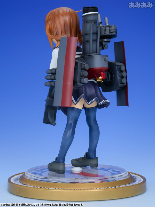 Kantai Collection -Kan Colle- Ikazuchi 1/7 Complete Figure(Pre-order)艦隊これくしょん -艦これ- 雷 1/7 完成品フィギュアScale Figure
