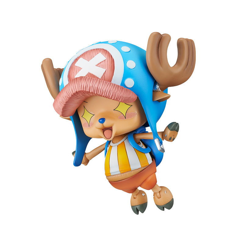 Variable Action Heroes - ONE PIECE: Tony Tony Chopper Action Figure(Pre-order)ヴァリアブルアクションヒーローズ ワンピース トニートニー・チョッパー アクションフィギュアScale Figure