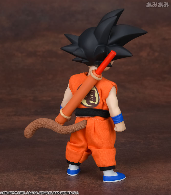 Dimension of DRAGONBALL - Son Goku in Youth Complete Figure(Pre-order)Dimension of DRAGONBALL 孫悟空 幼少期 完成品フィギュアScale Figure