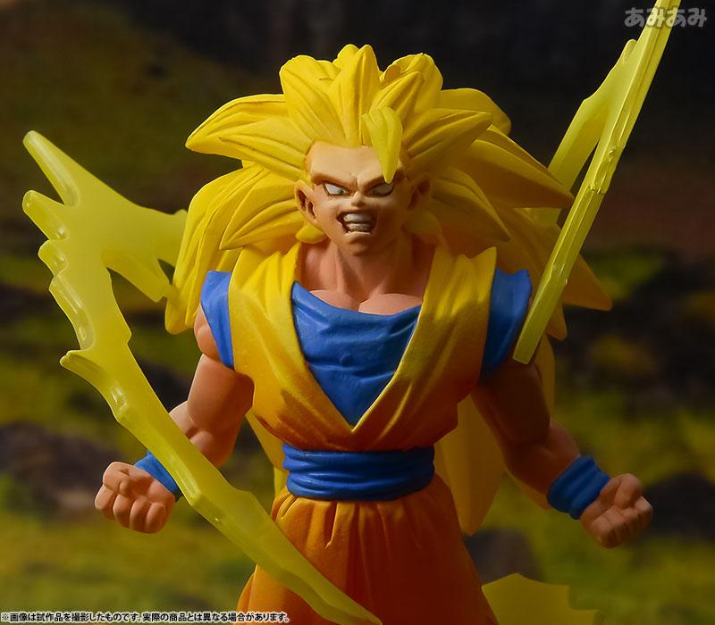 Dracap Memorial 03 Dragon Ball Super - Super Saiyan 3 Son Goku Complete Figure(Pre-order)ドラカプメモリアル 03 ドラゴンボール超 超サイヤ人3孫悟空 完成品フィギュアScale Figure